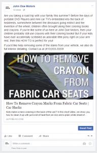 Curating FB Content1